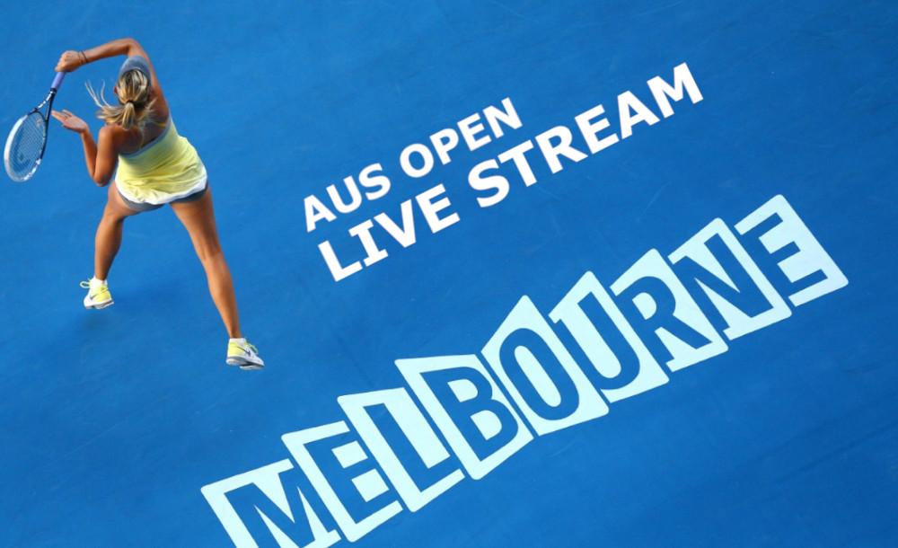 Aus open live stream