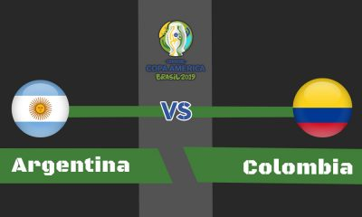 Argentina vs Colombia prediction