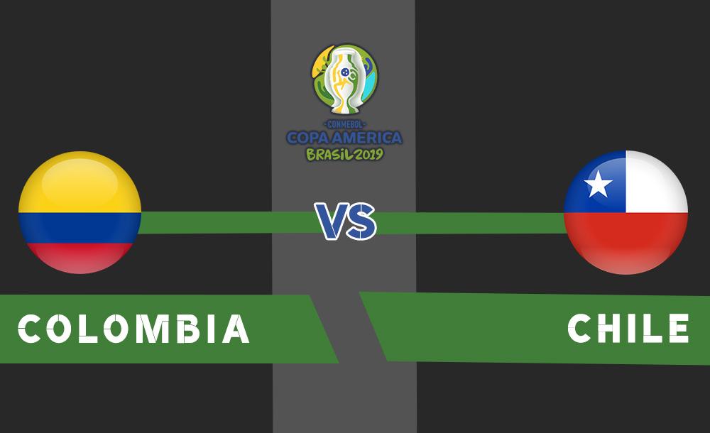 Colombia vs Chile prediction