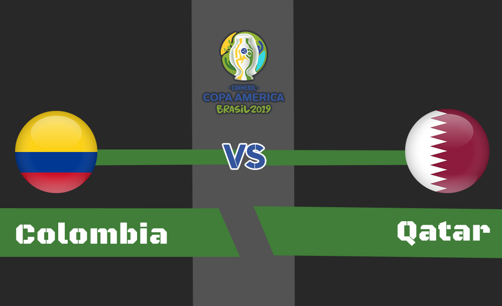 Colombia vs Qatar prediction