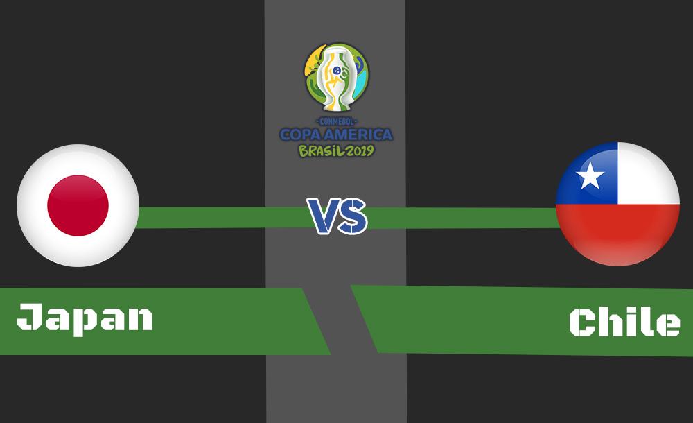 Japan vs Chile prediction