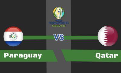 Paraguay vs Qatar prediction