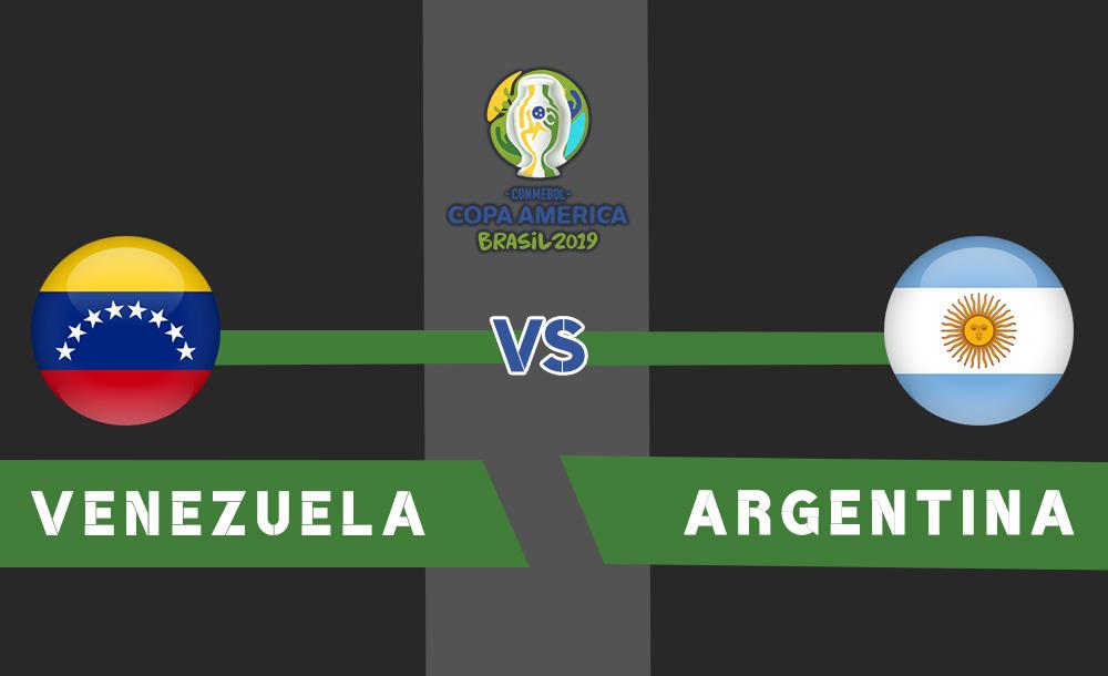 Venezuela vs Argentina prediction