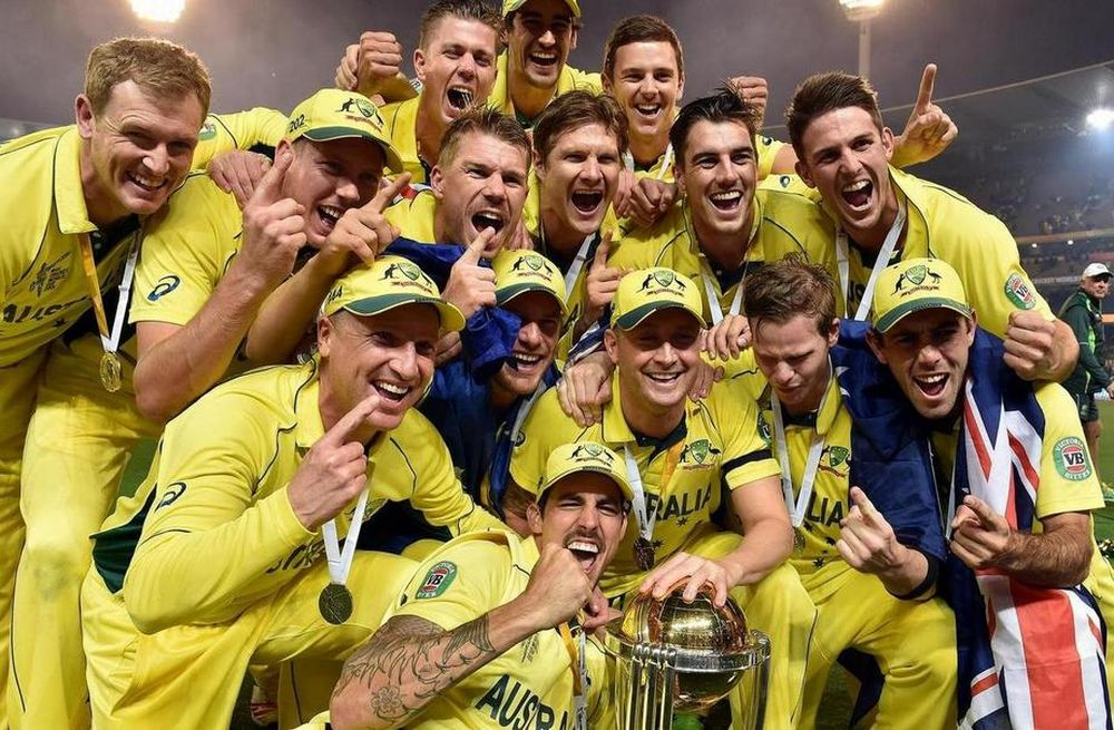 2015 ICC World Cup Winners