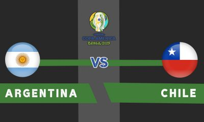 Argentina vs Chile prediction