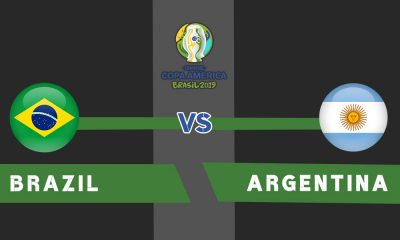 Brazil vs Argentina prediction