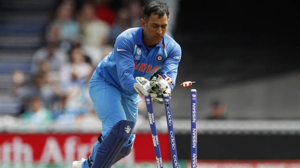 MS Dhoni in 2019 World Cup