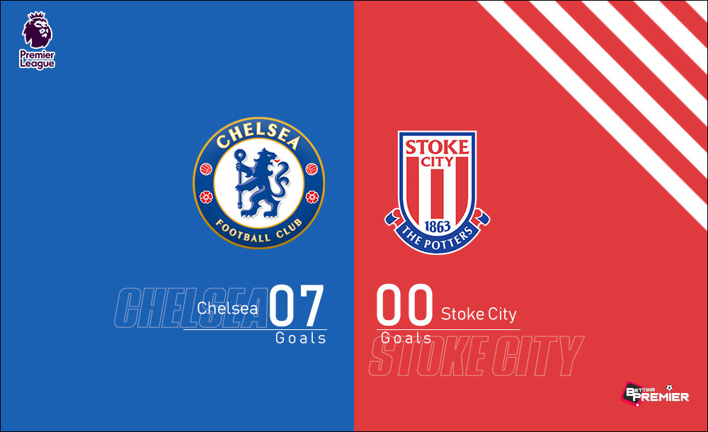 Chelsea EPL Biggest Win Against Stoke City