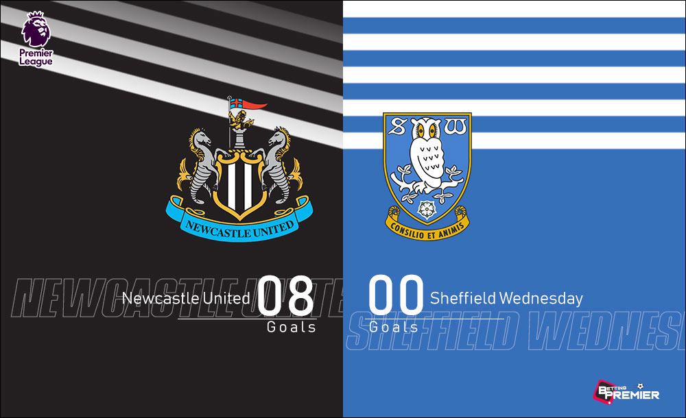 Newcastle United EPL Biggest Win
