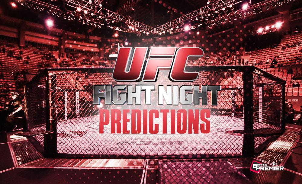 UFC Fight Night Predictions