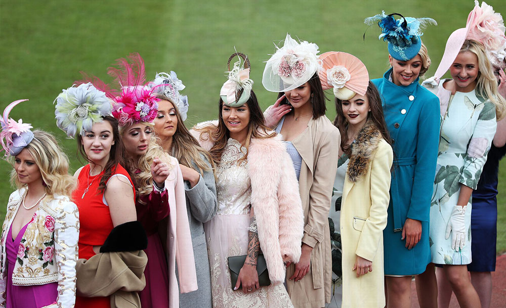 Cheltenham Festival Ladies Day