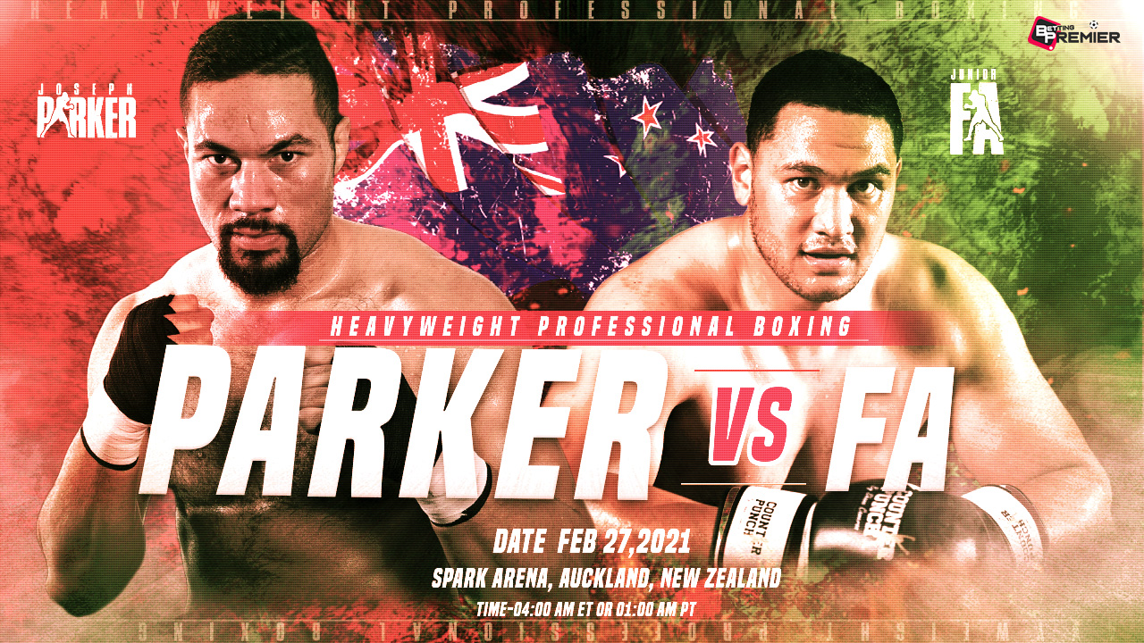 Joseph Parker vs Junior Fa