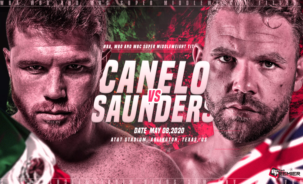 Canelo Alvarez vs Billy Joe Saunders