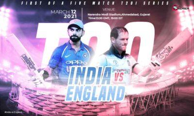 India vs England