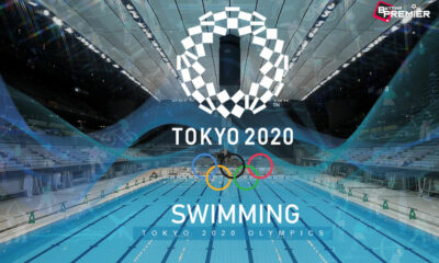 Swimming Tokyo 2020 Olympics