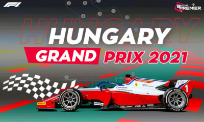 F1 action resumes this weekend on August 1, 2021, in Hungary.